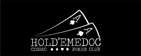 hold'emedoc poker club logo world of jamin