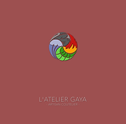 atelier de gaya logo simple world of jam