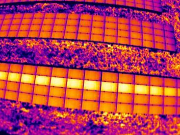 Qu'est-ce que la thermographie aérienne ?