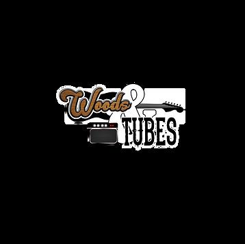 Wood and tubes logo world of jamin