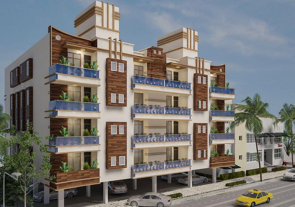 Vihaan Galaxy Elevation