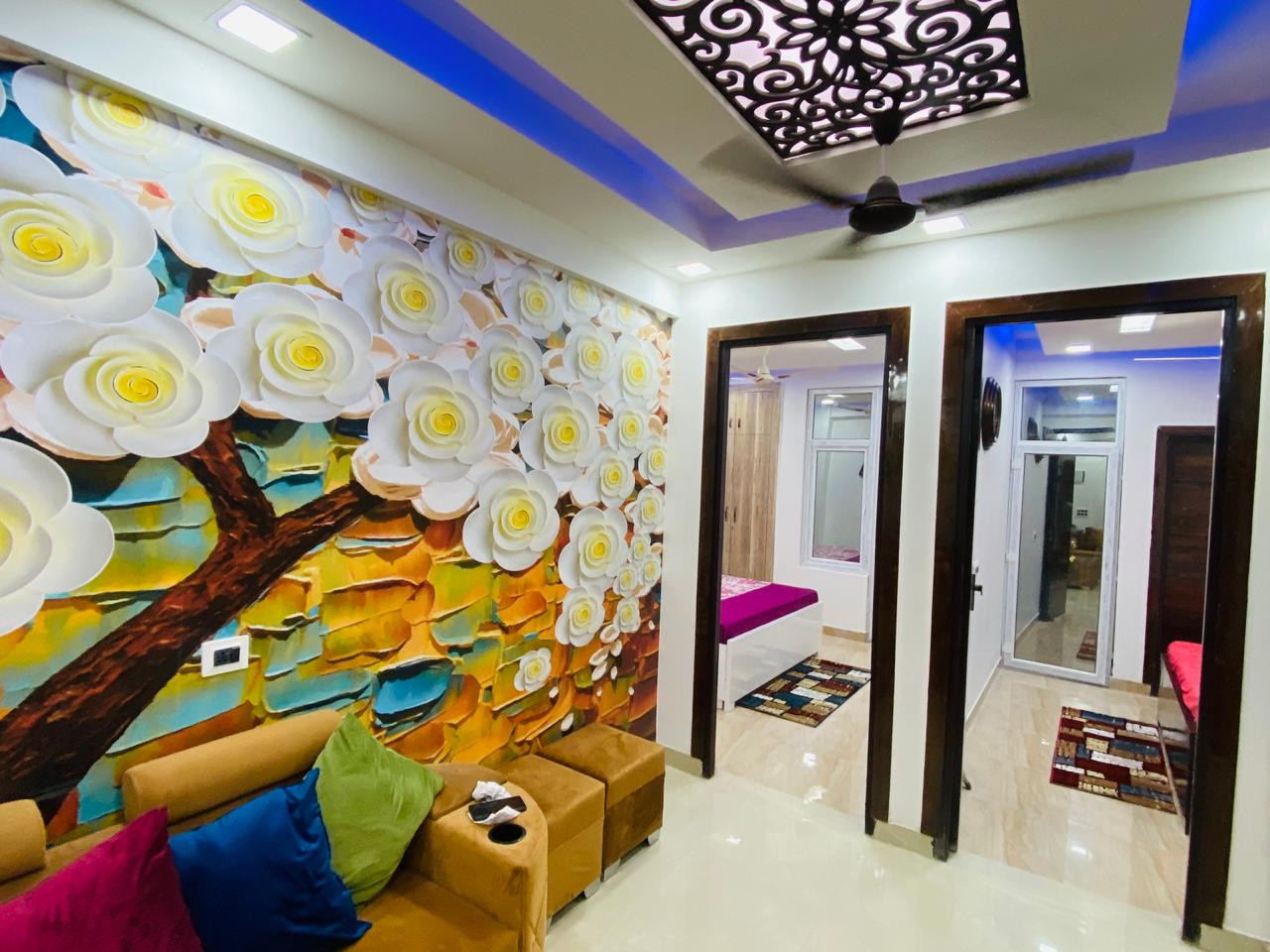 Twin County 2BHK