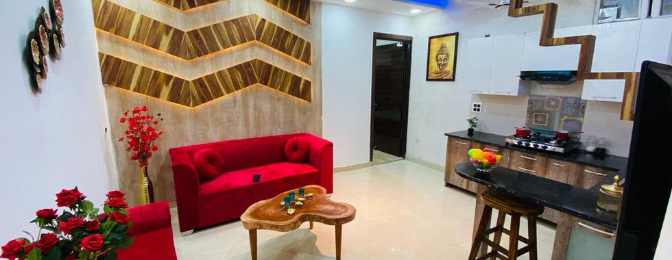 Twin County 3BHK