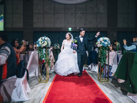 亞儒&香涵儀式午宴婚禮紀錄