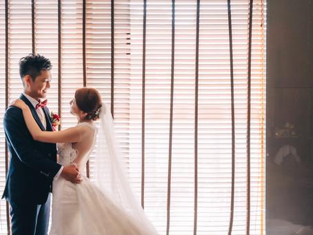 鈞顯&婕希訂結儀式午宴婚禮紀錄