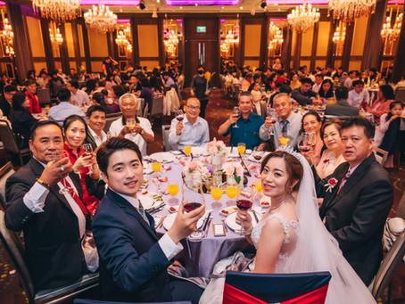 文元&貞怡結婚儀式午宴婚禮紀錄