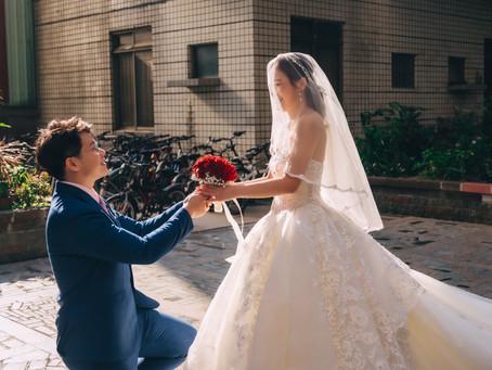 偉誠&琪媗結婚證婚午宴婚禮紀錄