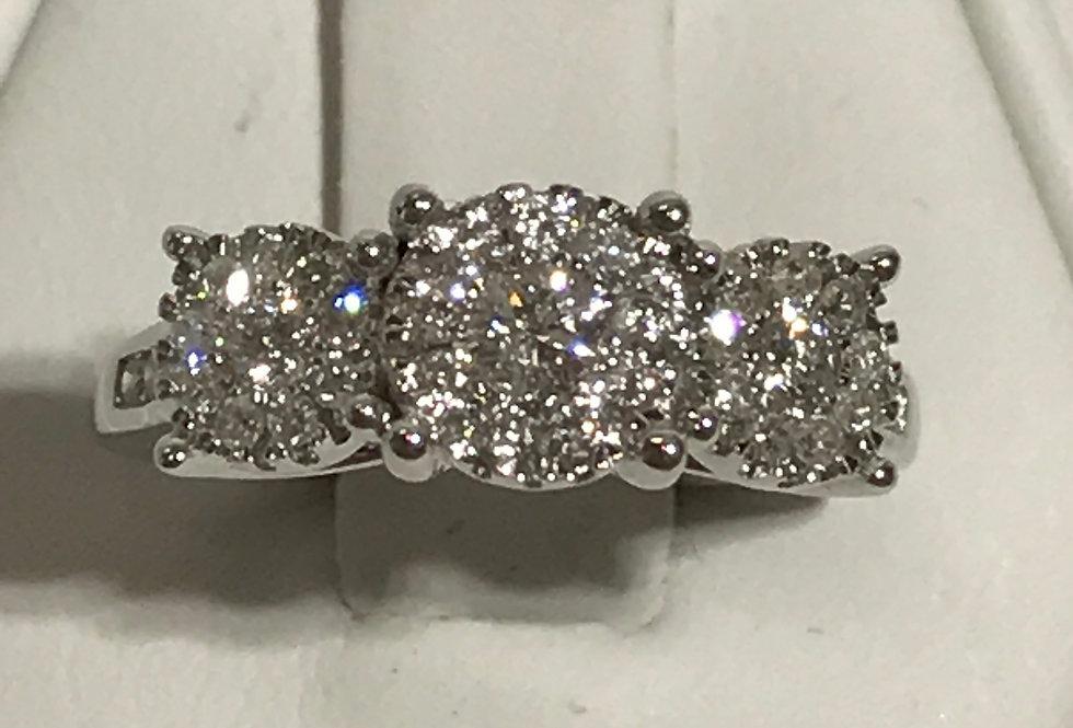 0.60TCW DIAMOND RING