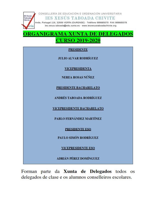 3- organigrama xunta de delegados 2018-1