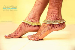 Bride's Anklets!__#anklets #contemporary #shoot #bride #gettingready #wedding #candidphotography #ph