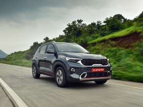 Kia Sonet Review : Class-Breaking