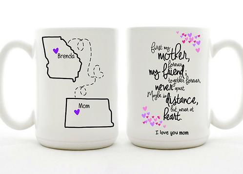 First My Mother Mug
