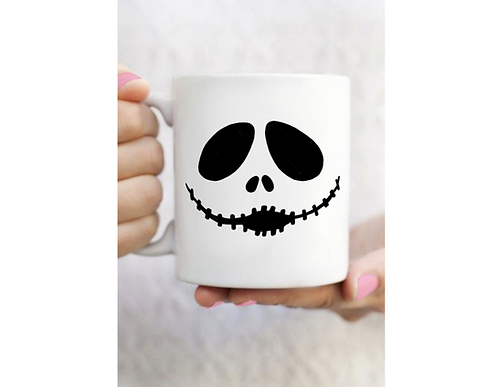 The Nightmare Before Christmas Jack Skellington Mug