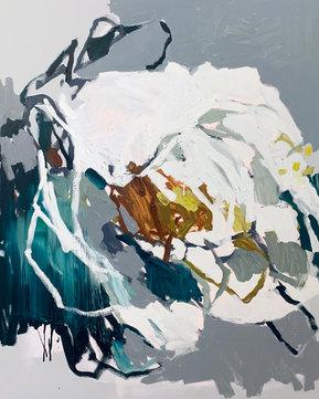 GREATER LOVE | 152 x 123cm | Acrylic/Oil on Canvas
