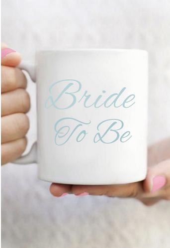 Bride To Be Mug