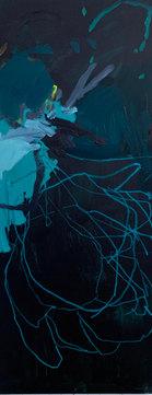 EVER THINE | 152 x 61cm | Acrylic/Oil on Canvas