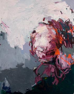 BE LESS BEAUTIFUL | 152 x 123cm | Acrylic/Oil on Canvas