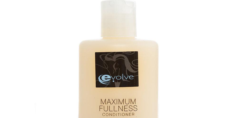 Maximum Fullness Conditioner