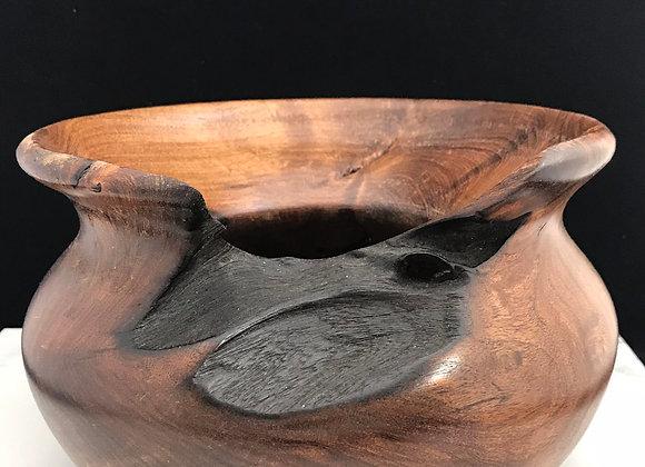 Hand Turned Mesquite Bowl