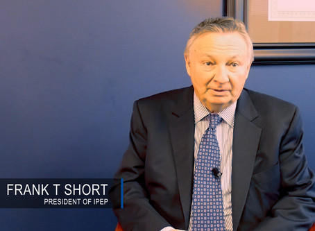 IPEP President, Frank T. Short Celebrates 30 Years of Excellent Member Service
