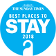 Sunday Times Best British Hotels 2018