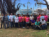 Warriors in Recovery relief efforts in P