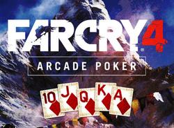 Far Cry 4 Arcade Poker