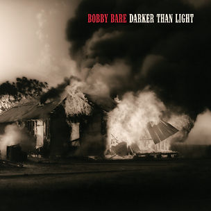 "Bobby Bare ""Darker Than Light"" Album Cover"