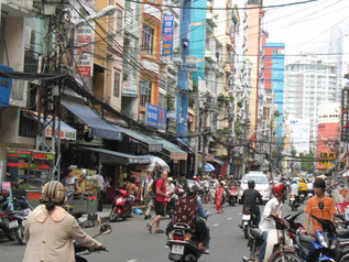 Digital Footprint in Vietnam
