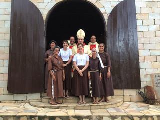 Franciscanas da Divina Misericórdia, um dom de Deus