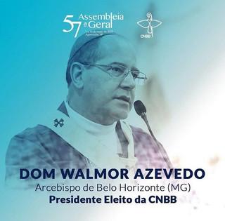 CNBB tem nova presidência