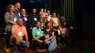 """""""Alegria de ser família..."""" - Diocese participa do Congresso da Pastoral Familiar"""