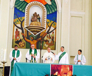 Sacerdotes participam do 35º ERP