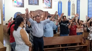 Semana de oração marca Jubileu da RCC