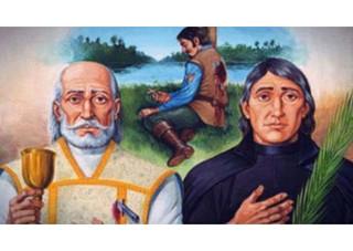 Igreja no Brasil em festa: Protomártires de Natal serão canonizados