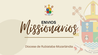 Novos envios Missionários para Crixás e Nova Crixás