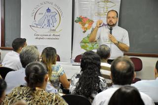 Ano Vocacional Mariano é apresentado ao Regional Centro-Oeste
