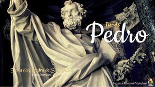 Hoje é dia da Cátedra de São Pedro. Mas o que é isso significa?