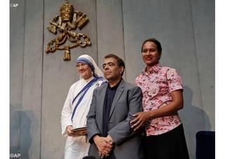 Madre Teresa de Calcutá será canonizada com milagre a um brasileiro