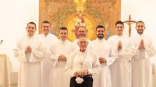 Seminarista Rubens é admitido às ordens  Sacras