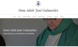 Blog de Dom Adair entra no ar