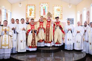 Padre Ítalo, um presente para nossa Igreja Diocesana