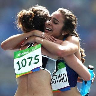 """""""Deus preparou meu coração"""", assegura protagonista de gesto que comoveu o mundo na Rio2016"""