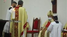 Padre Edivaldo toma posse em Crixás