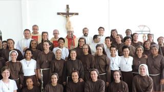 Auriverde recebe Casa de Missão das Irmãs Franciscanas