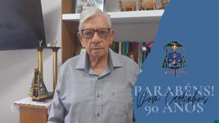 Dom Carlinhos completa 90 anos