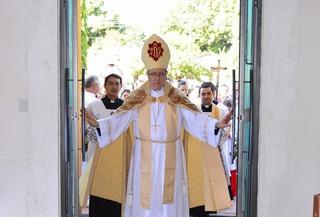 Uma Porta da Misericórdia se abre