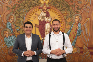 Convivência marca fim de ano para os seminaristas