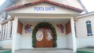 Porta Santa é aberta em Crixás