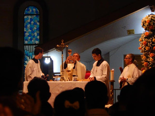 Diocese celebra sua Padroeira